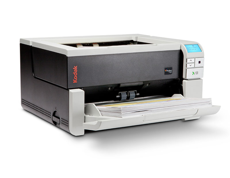 Foto Produto Scanner Kodak i3500, 110ppm, Duplex (Frente e Verso)