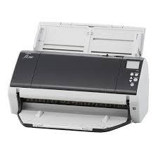Foto Produto Scanner Fujitsu Fi-7480, 80ppm, Duplex (Frente e Verso)