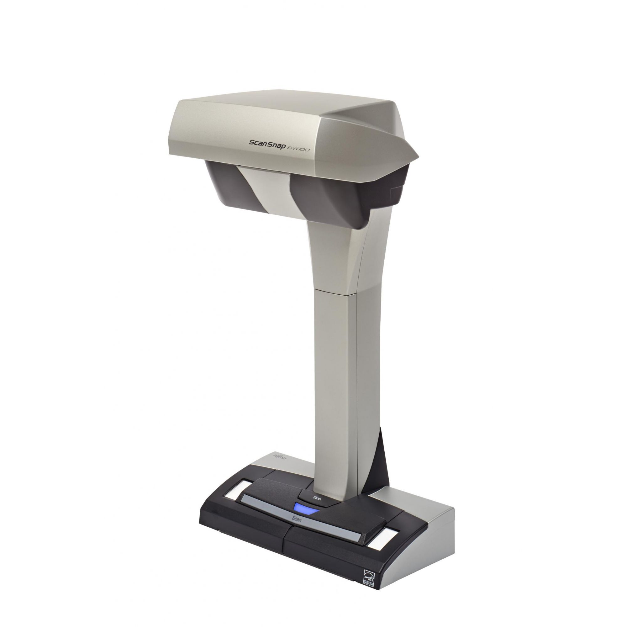 Foto Produto Scanner Fujitsu SV600, 20ppm, Simplex (Frente)