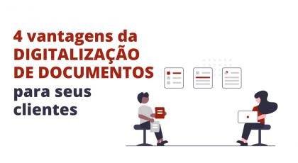 vantagens da digitalização de documentos