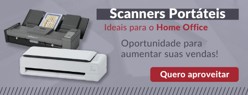 Banner scanner portátil para home office