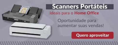 Banner scanner portátil para home office
